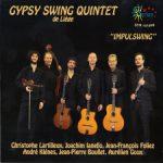Couverture : GYPSY SWING QUINTET DE LIEGE